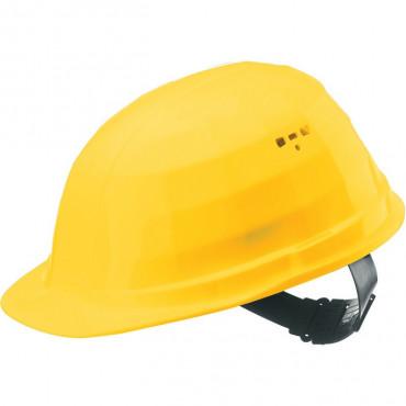 Hełm ochronny z polietylenu Apollo żółty LAS 131037