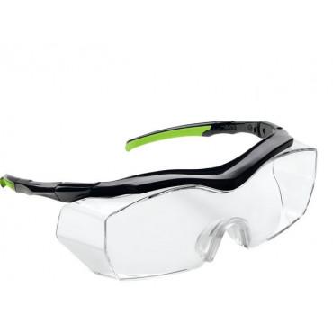 Okulary ochronne z poliwęglanu ET-90 bezbarwne Newtec 162059