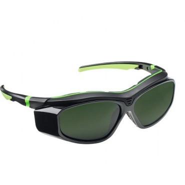 Okulary ochronne OSMW do spawania zielone Newtec 162063