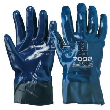 Rękawice z dżerseju bawełnianego pokrytego NBR Boxer 350034