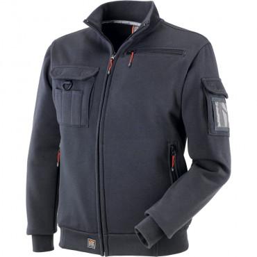 Bluza Brez Multipocket czarna Greenbay 455080