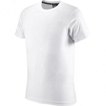 T-shirt biały bawełniany Greenbay 471005