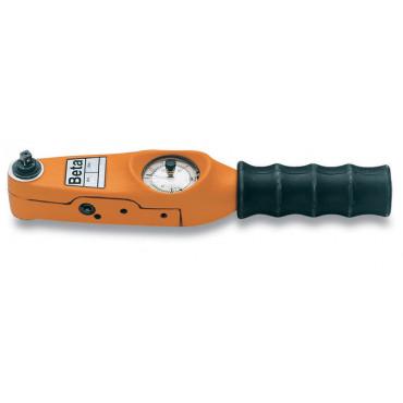 Klucz dynamometryczny zegarowy 1/4'' Beta 590 - zakres pracy: 0.3-4Nm