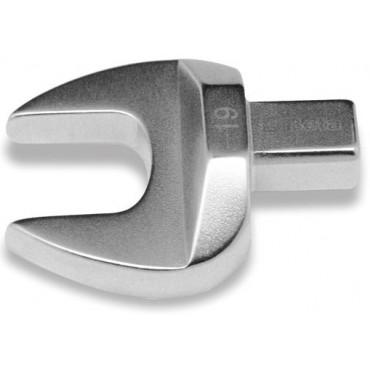 Głowice z kluczem płaskim i zabierakiem prostokątnym 9x12 mm Beta 643
