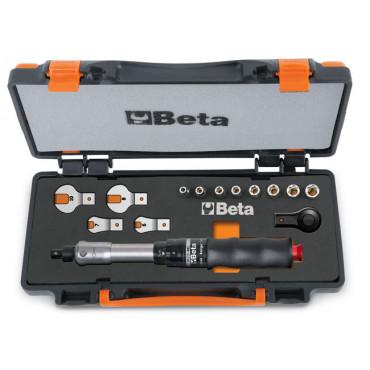 Zestaw pokrętła dynamometrycznego 604b/10 z akcesoriami Beta 671B/C10