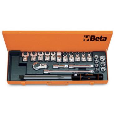 Zestaw pokrętła dynamometrycznego 668N/20 i akcesoriów Beta 671N/C20