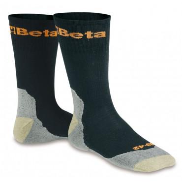 Skarpety Beta 7415 z materiałów Coolmax® i Dryarn®