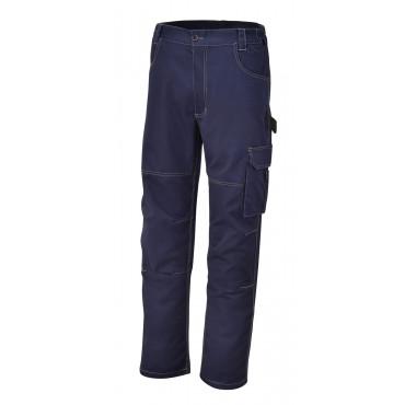Spodnie robocze z wstawkami elastycznymi Beta 7840BL