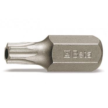 Końcówki wkrętakowe z zabierakiem 10mm profil Tamper Resistant Torx Beta 867RTX