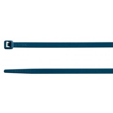 Opaski kablowe wykrywalne niebieskie 100szt. BM Group seria BX