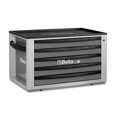 Skrzynia narzędziowa C23ST z 5 szufladami Beta 2300/C23STG