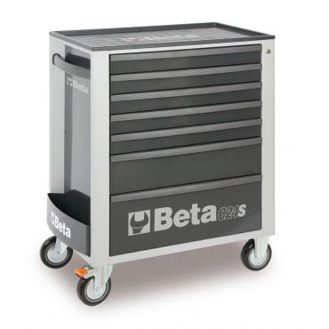 Wózek narzędziowy C24S7 z zestawem 152 narzędzi Beta 2400S7-G/VU2M