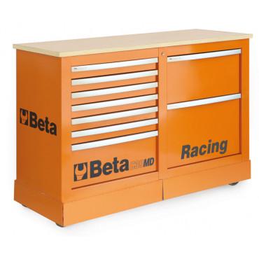 Specjalny wózek narzędziowy typu Racing MD - Beta C39MD