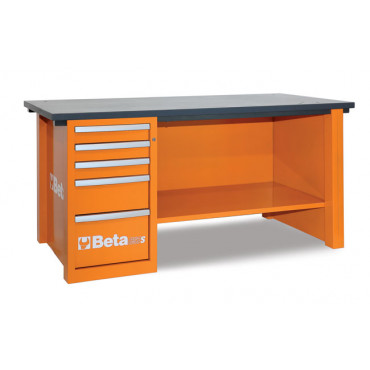 Stół warsztatowy MasterCargo - Beta C57SD