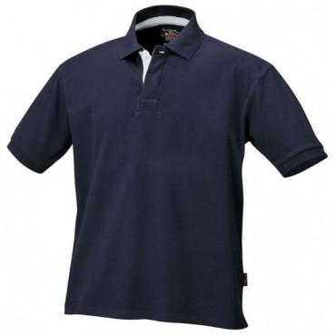 Koszulka polo bawełniana grantowa Beta 7546BL