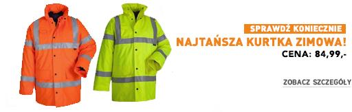 Beta24 - Ubrania robocze - Najtańsze kurtki robocze