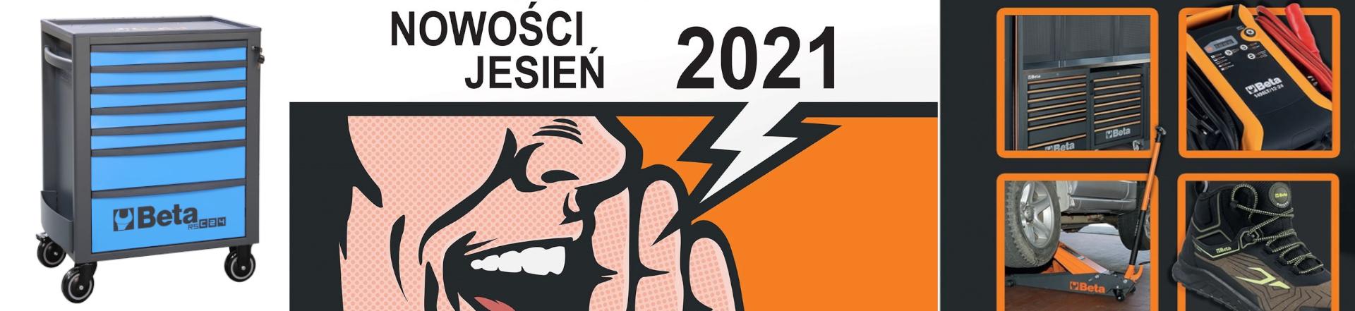 Nowości jesień 2021
