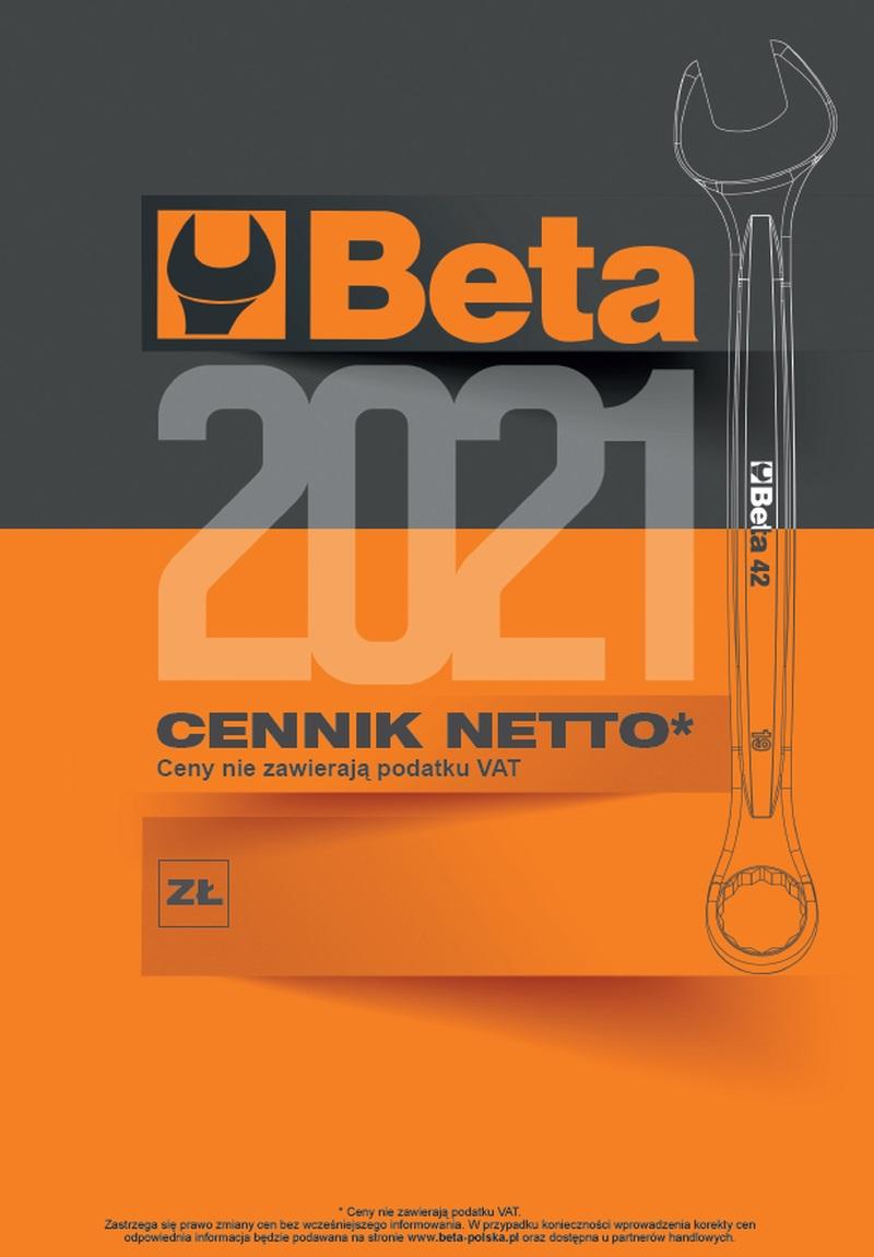 Cennik netto Beta 2021