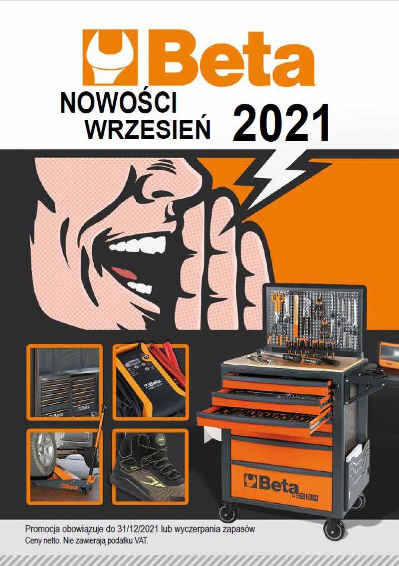 Beta nowości wrzesień 2021