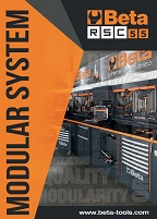 Katalog z meblami warszatowymi RSC55